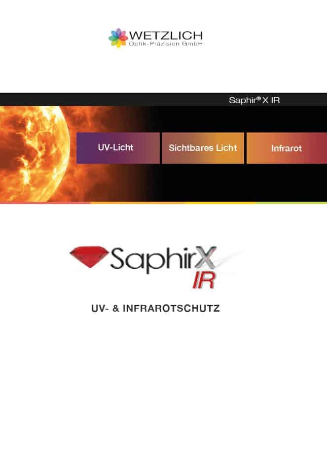 SaphirXIR Flyer