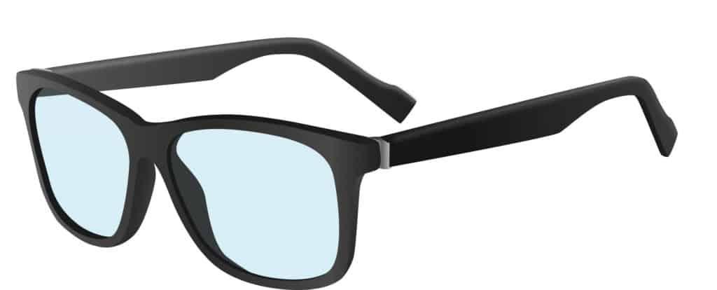 Brille mit unseren Protect Eagle Eyes Brillengläsern