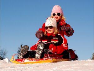 Kinderaugen vor UV-Strahlung und Infrarotstrahlung schützen